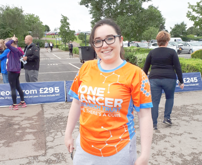 Running my first ever real 5K (I actually sorta did it?!)