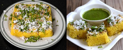 easy dhokla recipe