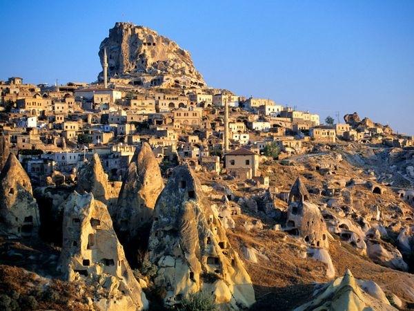 Cappadocians nowdays