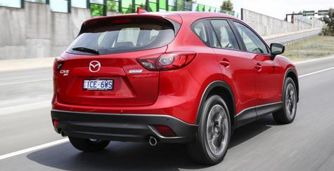 Fitur Mazda Cx5 Ficelif 2015 Yang Agresif Dan Sporty