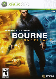 The Bourne Conspiracy (X-BOX360) 2008