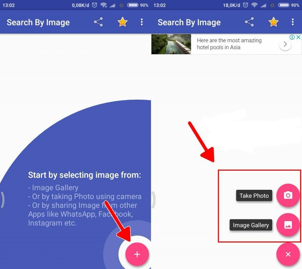 Cara gampang melakukan pencarian informasi dengan gambar di internet 2