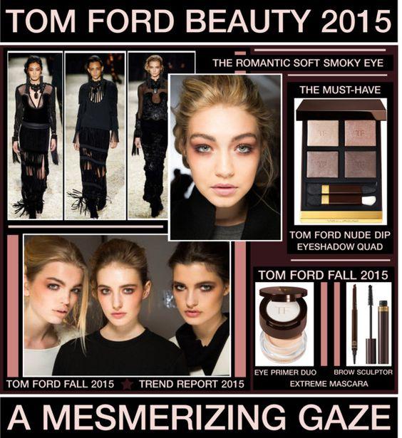 A Mesmerizing Gaze - Tom Ford Beauty Fall 2015 www.toyastales.blogspot.com #ToyasTales