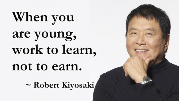 Top Robert Kiyosaki Quotes Financial Freedom