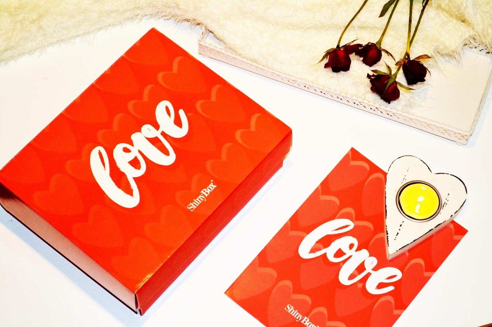 SHINYBOX LUTY edycja walentynkowa