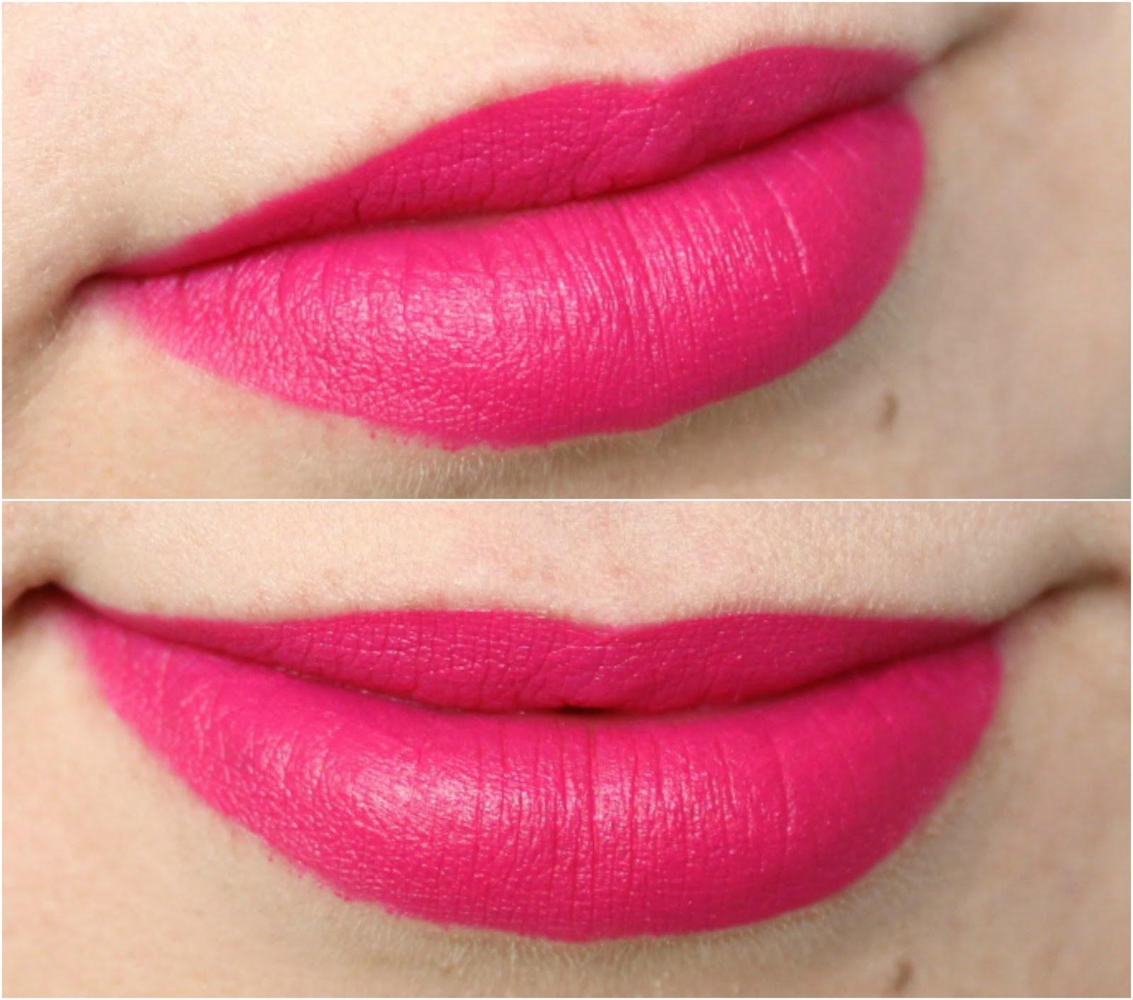 Urban Decay Matte Revolution Lipstick In Menace