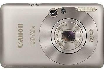 Canon IXUS 100 IS Driver Download Windows, Mac