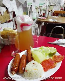 Rincon Canallas restaurante longanizas terremoto