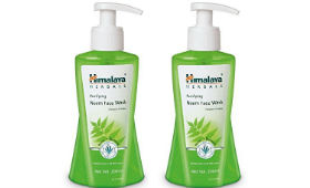 Himalaya Neem Face Wash 200ml (Pack of 2) For Rs 272 (Mrp 340) at Amazon deal by rainingdeal.in