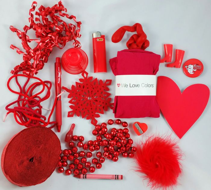 Color psychology the meaning of the color red we love for Pink color psychology