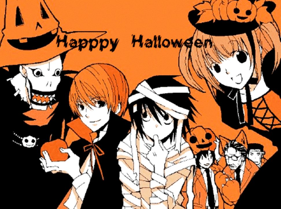 Anime Halloween Pictures | Toour Homes