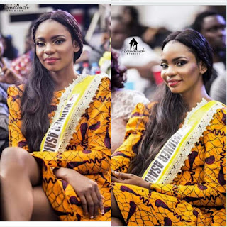 Beauty queen, Joy Ugwu, accused of fraud speaks from prison