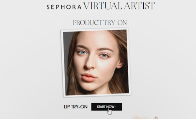 Sephora Virtual Artist
