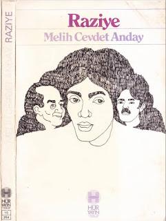 Melih Cevdet Anday - Bütün Eserleri 12 - Raziye