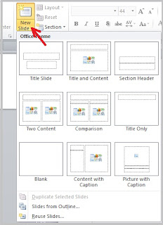 cara mengoperasikan microsoft power point