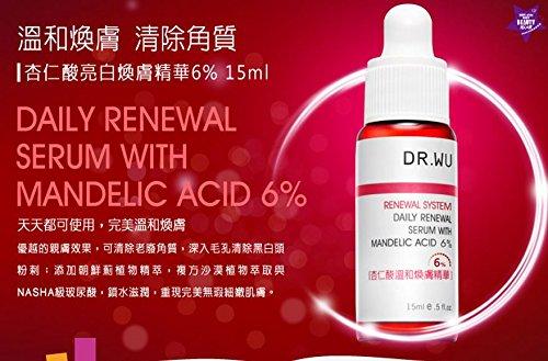 Review Dr Wu serum, dưỡng da, toner- hoàn hảo