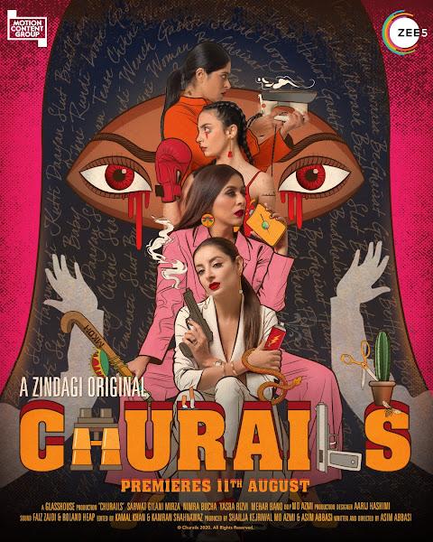 Churails Season 1 Complete Hindi 720p HDRip ESubs Download