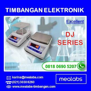 Electronic Balance DJ Series / Timbangan Elektronik DJ Series