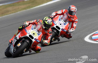 MotoGP Brno Ceko 2016: Duo Ducati Bertekad Pertahankan Trend Positif
