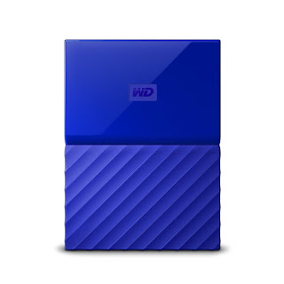 WD My Passport 2TB External Hard Drive
