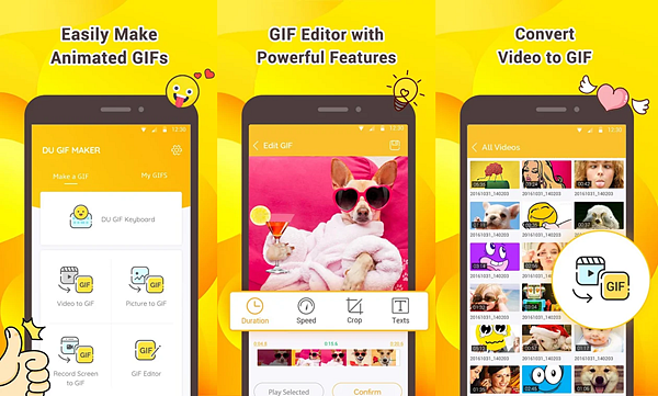 Android Phone Data Recovery: Six Best GIF Maker Apps for Android