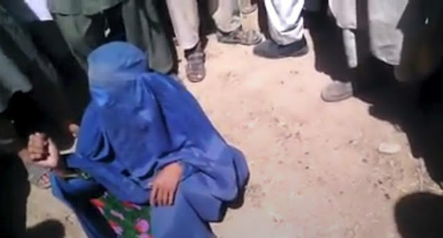 afghan women beheaded for shopping alone