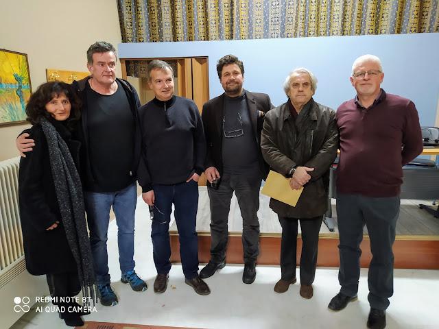 Θάνος Μικρούτσικος και Γιάννης Σκαρίμπας: δύο αφιερώματα σε μια εβδομάδα