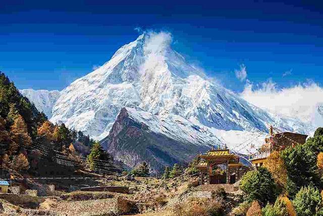 Daftar Gunung Tertinggi di Dunia