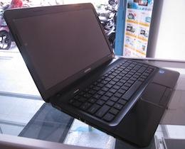 jual laptop bekas compaq cq45