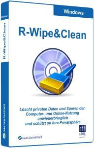 R-Wipe & Clean 11.10 Build 2189 Corporate Full Version