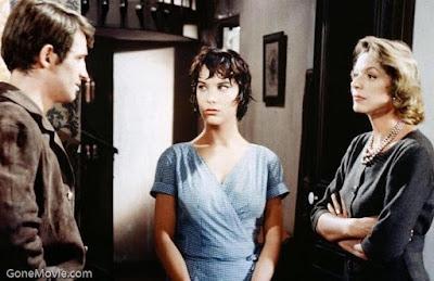 Personnages du film À Double tour, de claude Chabrol (1959)