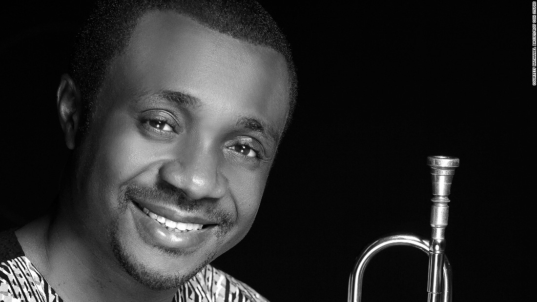 Someone's at the door by Nathaniel Bassey