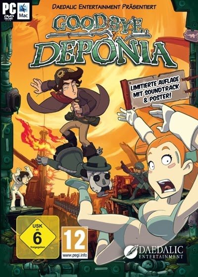 Goodbye Deponia PC Full