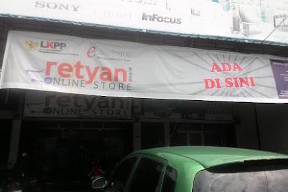 Retyan Computer Pekanbaru (tempat jual beli komputer)