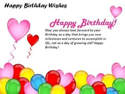 Lovely Birthday Wishes