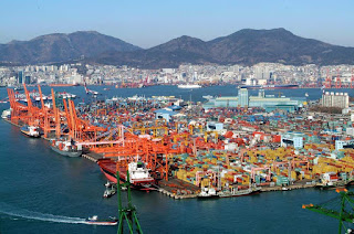 Busan, 20 million teus in 2017
