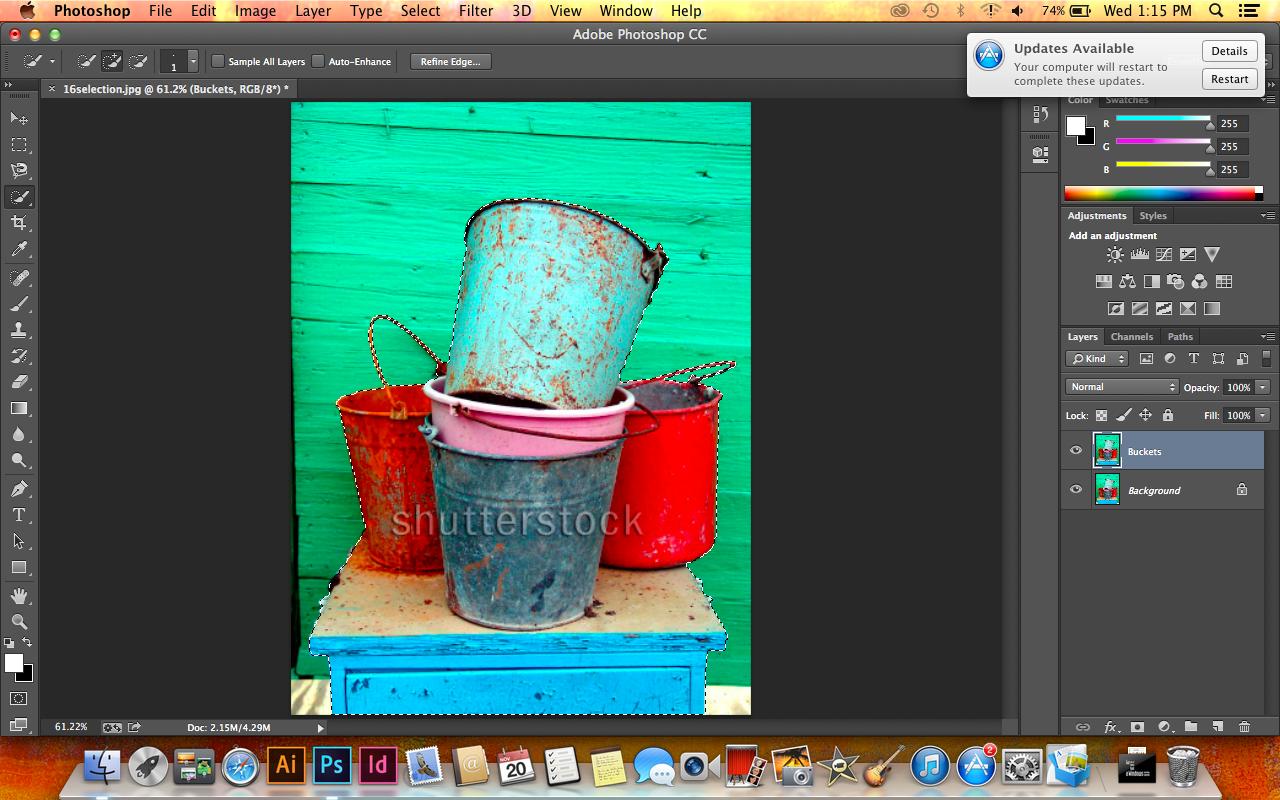 Nadia Larashari Shabrina: Adobe Photoshop (pt  2)