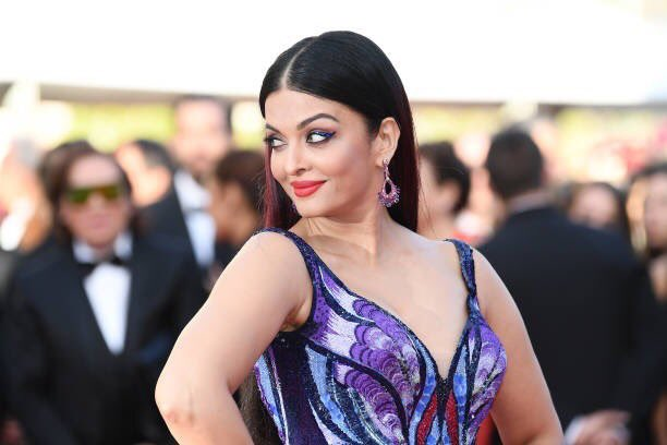 Aishwarya Rai Bachchan's look at Cannes film festival she's killing in dreamy look