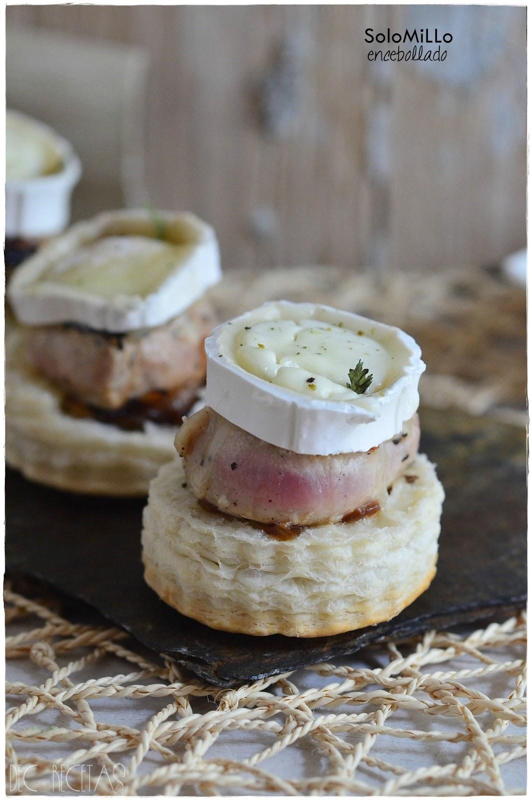 Esta receta la vi en you tube en el blog de las recetas - Solomillo de cerdo encebollado ...