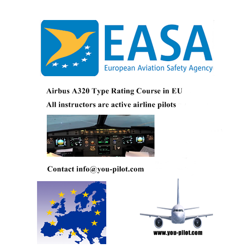 Airbus Type Rating Course | www you-pilot com