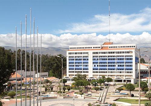 Universidad Nacional del Centro del Perú - UNCP