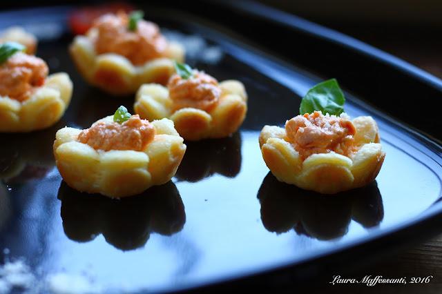 finger food pasta sfoglia
