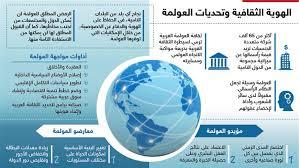 تحضير درس المجتمع المعلوماتي وتداعيات العولمة