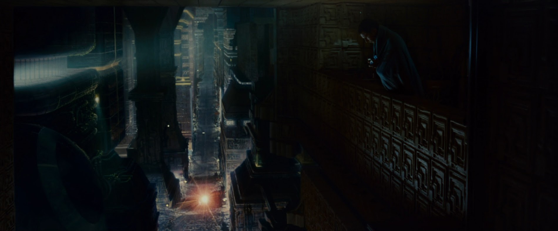 Barry Hay The Beautiful Film Frames: Blade Runner (1982) Blu-ray