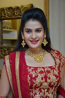 Jenny Honey in Stunning Dark Red Anarkali Dress at Splurge   Divalicious curtain raiser ~ Exclusive Celebrities Galleries 025.JPG