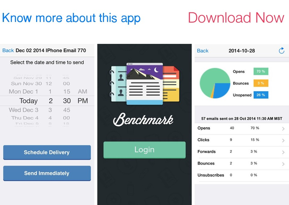 Benchmark Email - Free Mobile Email Marketing