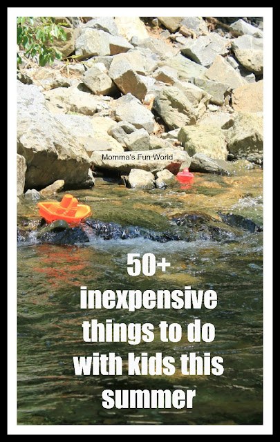50+ fun things to do for Summer