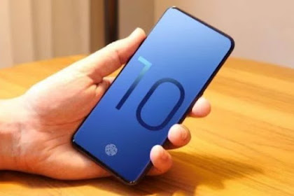 Galaxy S10 akan dibekali Pembaca Sidik Jari Ultrasonik oleh Samsung