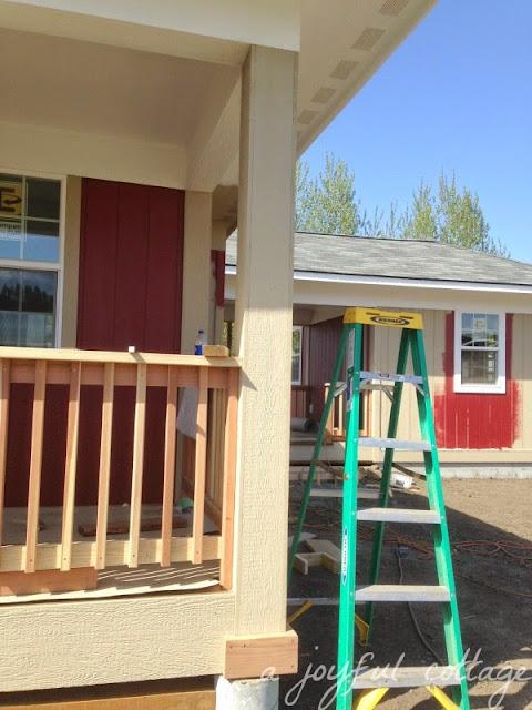 Cottage Renovations Progress Report And Next Steps: A Joyful Cottage: Our New Cottage