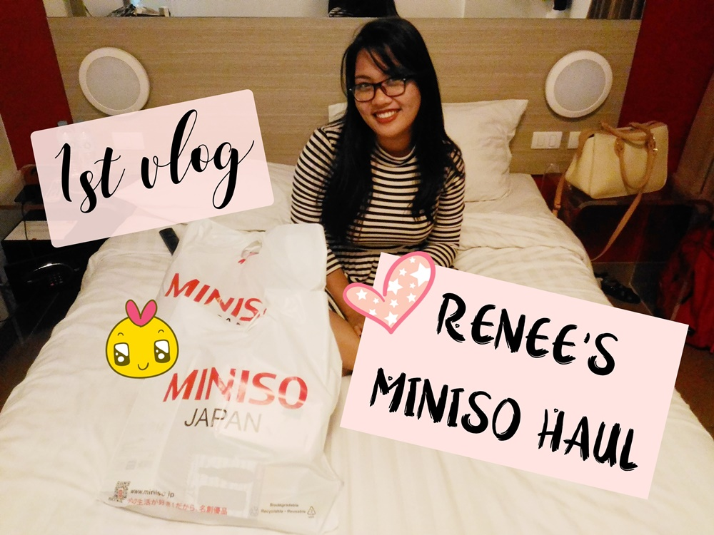 My Miniso Haul | First Youtube Video!